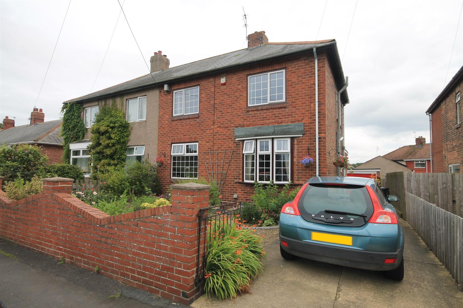 3 Bedrooms Semi Detached House for sale in Hallgarth Lane, High Pittington, Durham